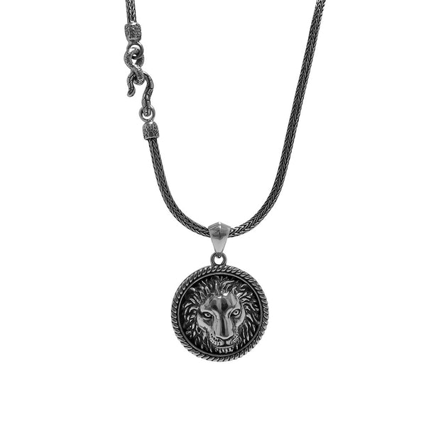 SPIZOIKY LION COIN NECKLACE