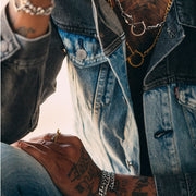 Designer and Celebrity Jeremy Meeks create the 4 in 1 jewelry collection in collaboration with SEVEN50
