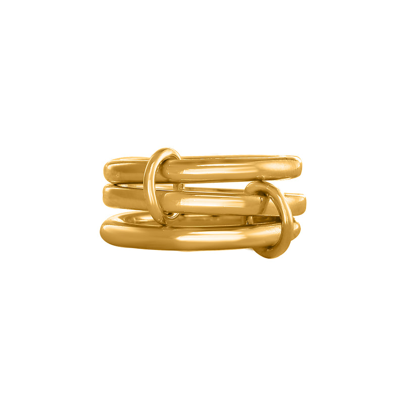 LINKED RING, WOMEN RING, ALICE WANG, SEVEN50 GROUP USA - SEVEN-50.COM