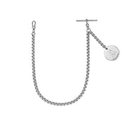 MEN'S STAINLESS STEEL SINGLE BOX VEST CHAIN, Wallet Chain, ANDREA MELCHIORRE, SEVEN50 GROUP USA - SEVEN-50.COM
