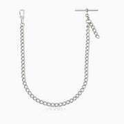 MEN'S STAINLESS STEEL SINGLE CURB VEST CHAIN, Wallet Chain, ANDREA MELCHIORRE, SEVEN50 GROUP USA - SEVEN-50.COM