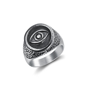Masonic-Evil-Eye-All-Seeing-Eye-Stainless-steel-Ring,-eye-signet-ring,-eye-ring,-man-ring,-mens-fashion-jewelry,-mens-evil-eye-signet-ring