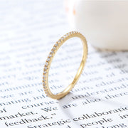 Minimalist-&-Dainty-CZ-multicolor-rainbow-eternity-ring-7-