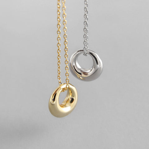 S925-sterling-silver-fashion-minimalist-geometric-circle-necklace-neck-chain-female-jewelry-gold-plated-by-seven50