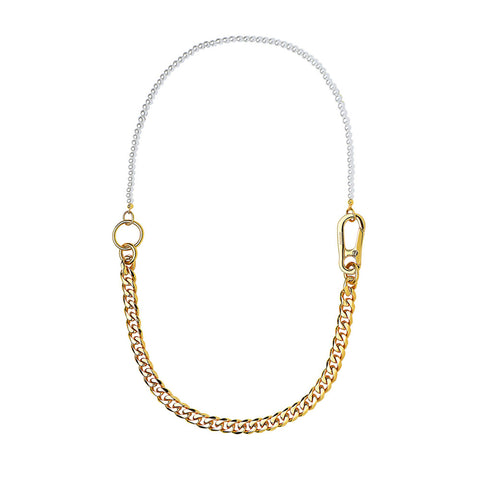 SEVEN50-HALF-YELLOW-5MM-WHITE-PEARLS-AND--HALF-10MM-CURB-LINK-CHAIN-NECKLACES-FOR-MEN-AND-WOMEN