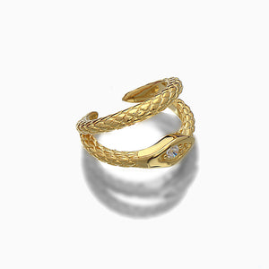 SNAKE EAR CUFF by MUSE for SEVEN50