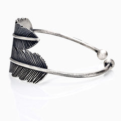 ARMLET - UPSET FEATHER ARMLET by SEVEN50