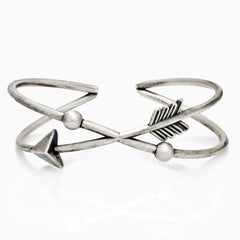 """X"" ARROW ARMLET, ARMLET, SEVEN50 WOMAN, SEVEN50 GROUP USA - SEVEN-50.COM"