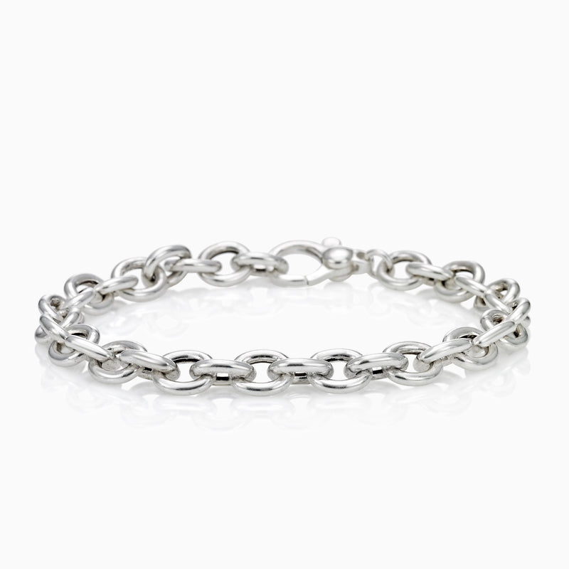 CIRCLE CHAIN BRACELET, BRACELET, SEVEN50, SEVEN50 GROUP USA - SEVEN-50.COM
