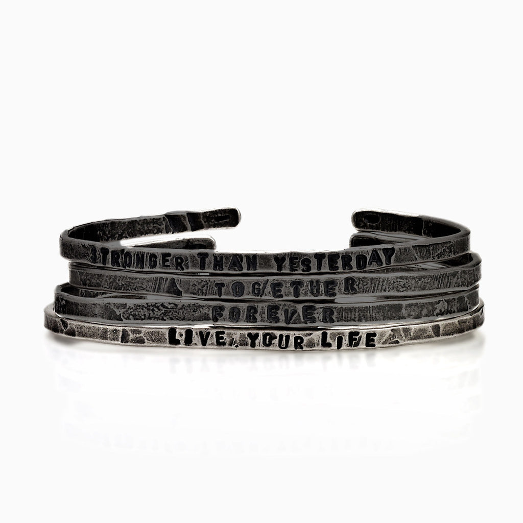 LYRICS BRACELETS, BRACELET, SEVEN50, SEVEN50 GROUP USA - SEVEN-50.COM