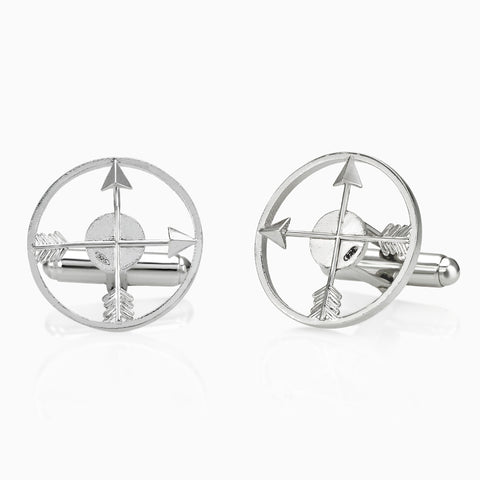 ARROW CUFFLINKS, CUFFLINKS, SEVEN50, SEVEN50 GROUP USA - SEVEN-50.COM