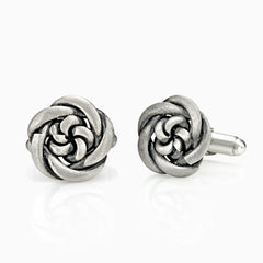 GOURMETTE LOCKED CUFFLINKS, CUFFLINKS, SEVEN50, SEVEN50 GROUP USA - SEVEN-50.COM