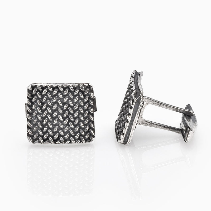 CUFF - SQUARE MESH CUFFS by SEVEN50
