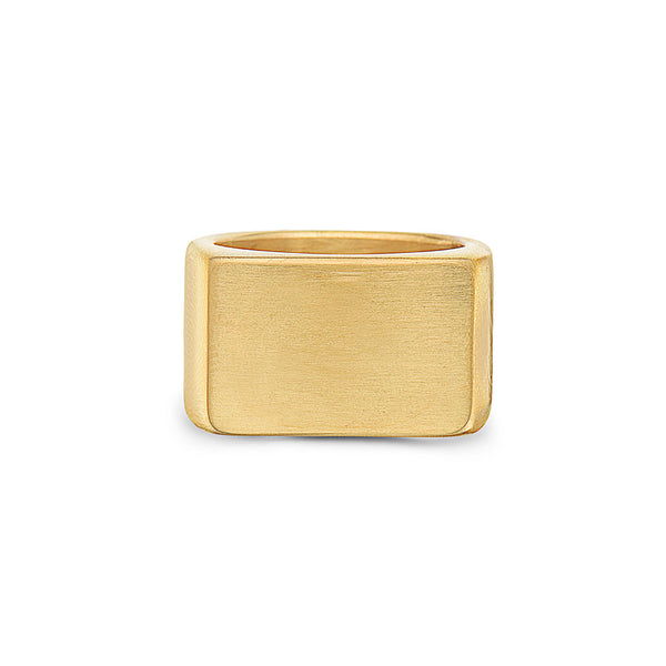 DIEGO BARRUECO 15MM SQUARE RING
