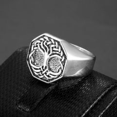 hexagon-tree-of-life--signet-ring-in-stainless-steel-by-seven50-x-mens-fashion-jewelry