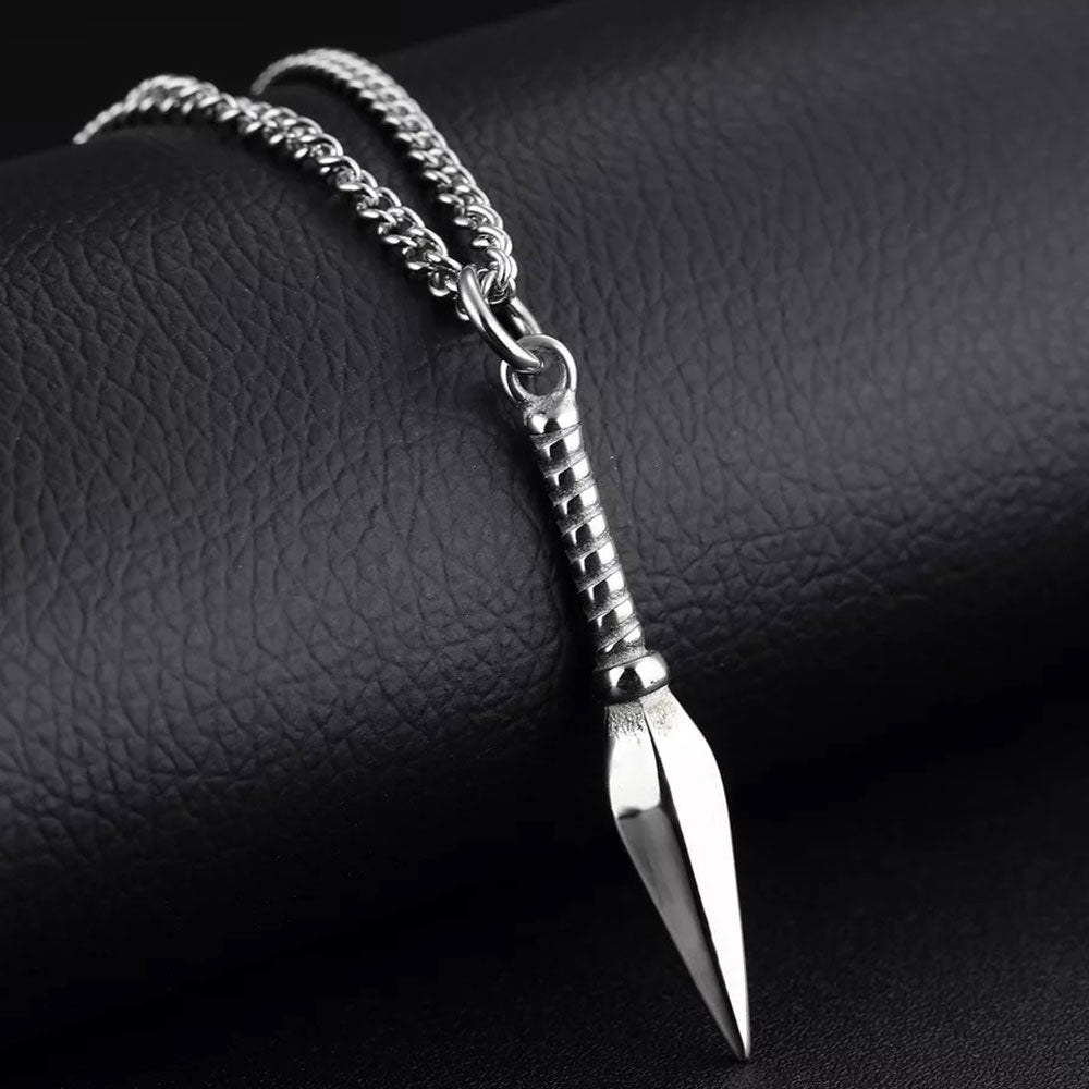 kunai-pendant-necklace-in-stainless-steel-by-seven50-2