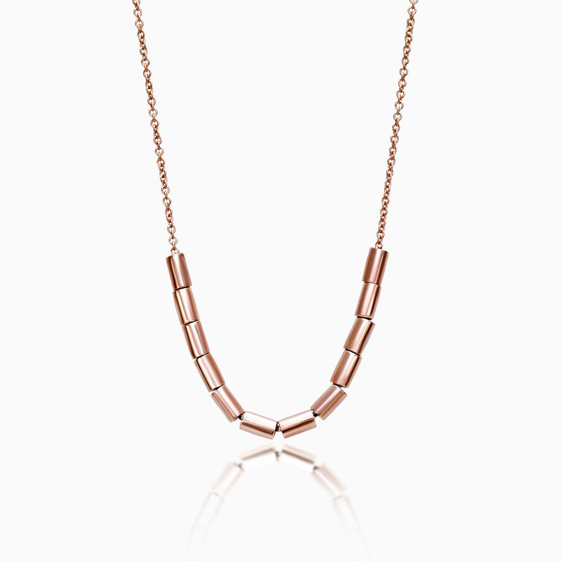 CYLINDER NECKLACE, Necklace, SEVEN50 WOMAN, SEVEN50 GROUP USA - SEVEN-50.COM