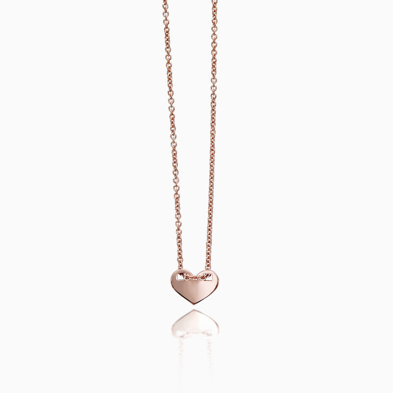 HEART CHARM NECKLACE, Necklace, SEVEN50 WOMAN, SEVEN50 GROUP USA - SEVEN-50.COM