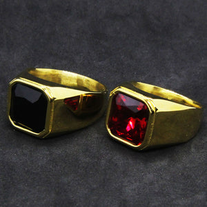 red-and-black-stone-signet-ring-in-stainless-steel-by-seven50