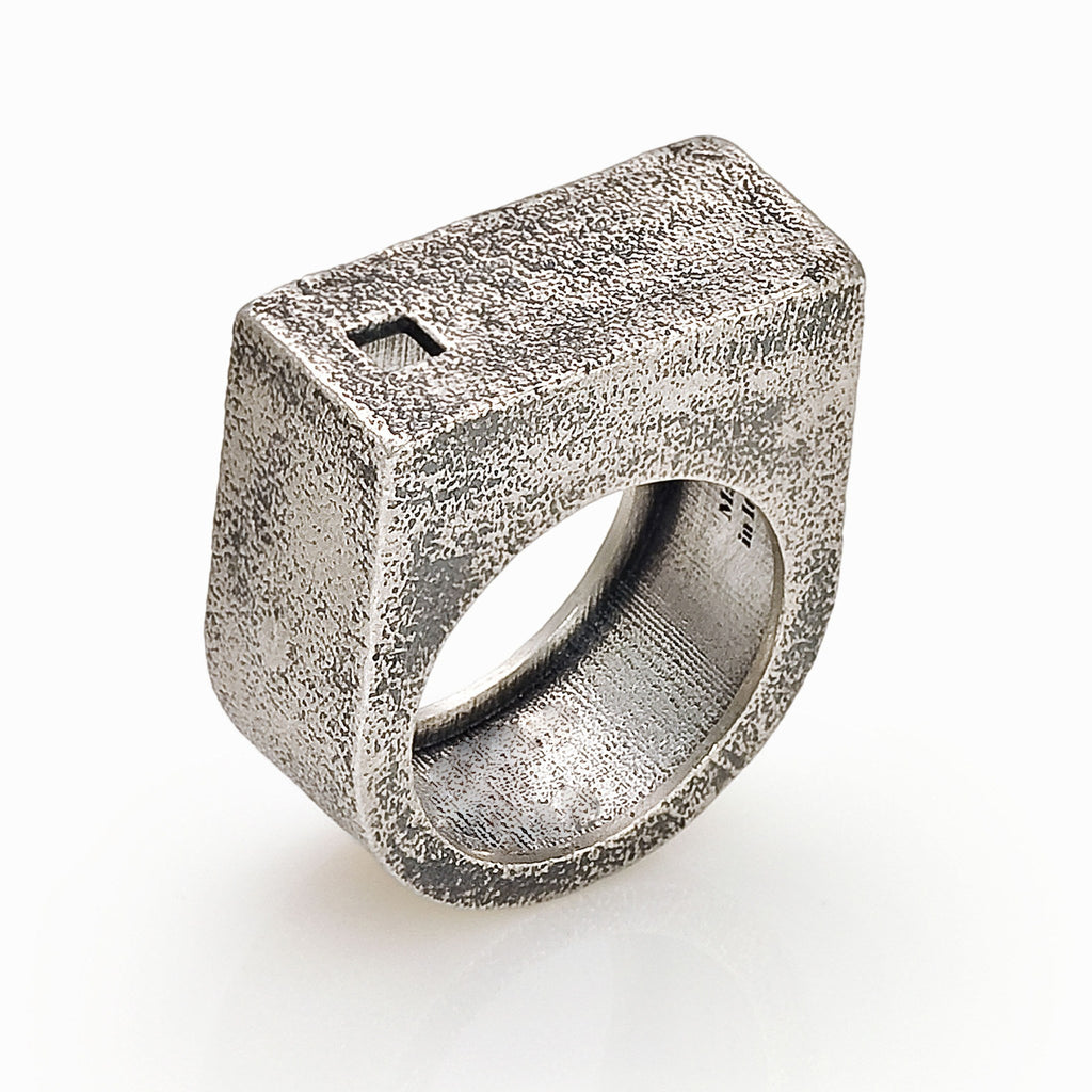 DECK RING, RING, ANDREA ISCARO, SEVEN50 GROUP USA - SEVEN-50.COM