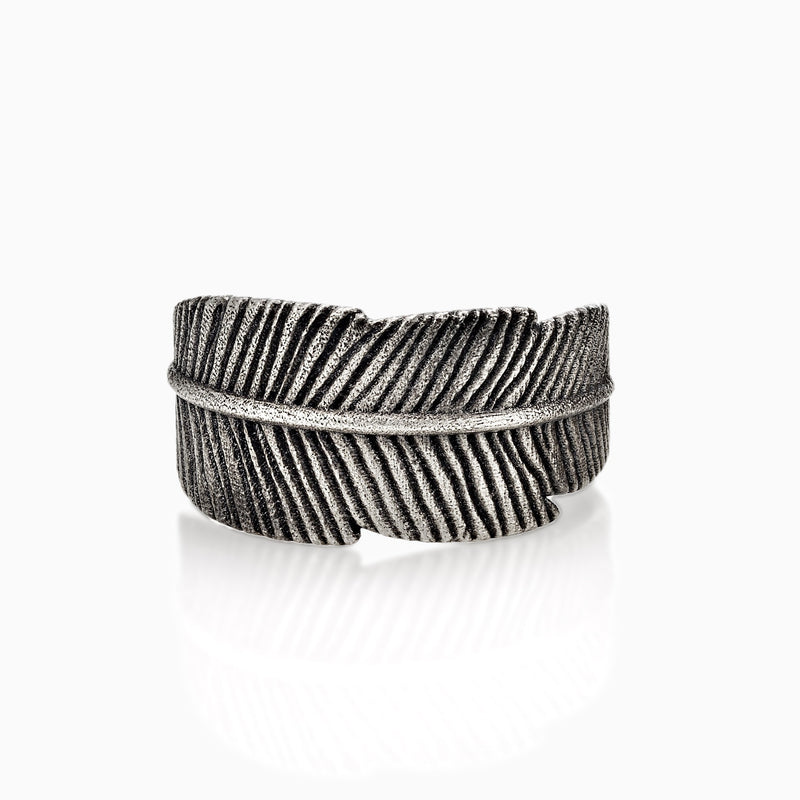 FEATHER RING, RING, SEVEN50, SEVEN50 GROUP USA - SEVEN-50.COM
