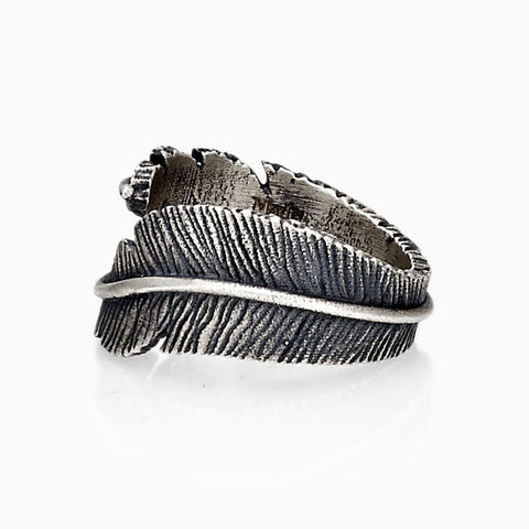 FEDE FEATHER RING, RING, SEVEN50, SEVEN50 GROUP USA - SEVEN-50.COM