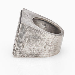 RING - SQUARE FINGER RING by SEVEN50