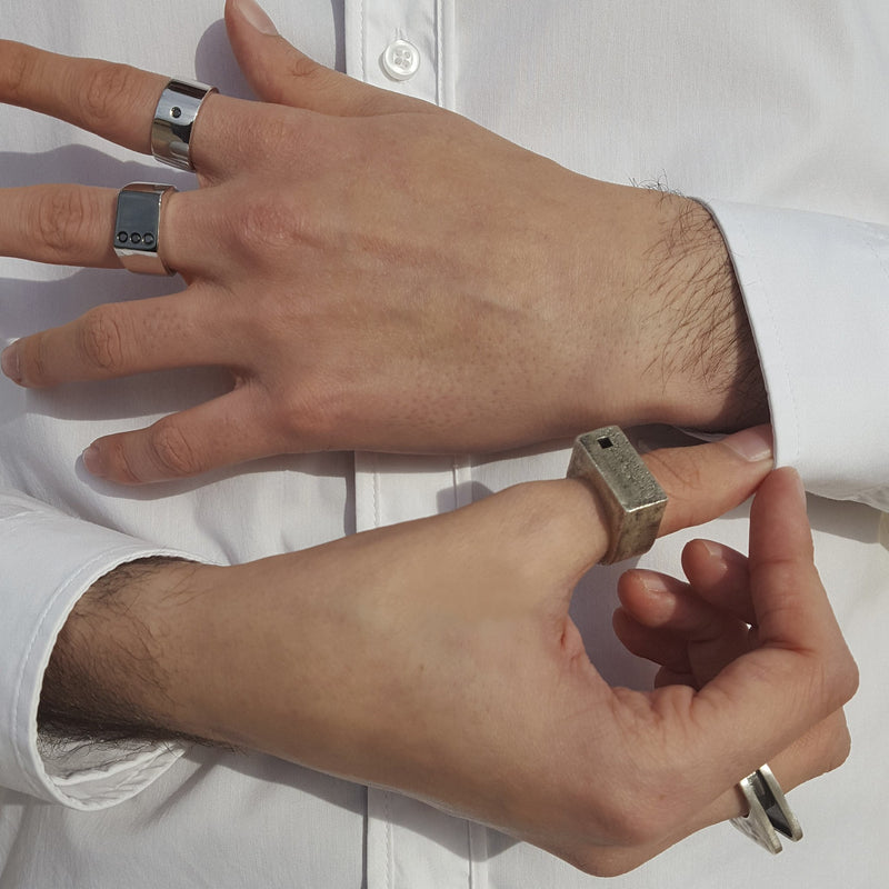 RING - TRIGGER RING by ANDREA ISCARO for Seven50