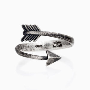 RING - UPSET ARROW RING by SEVEN50