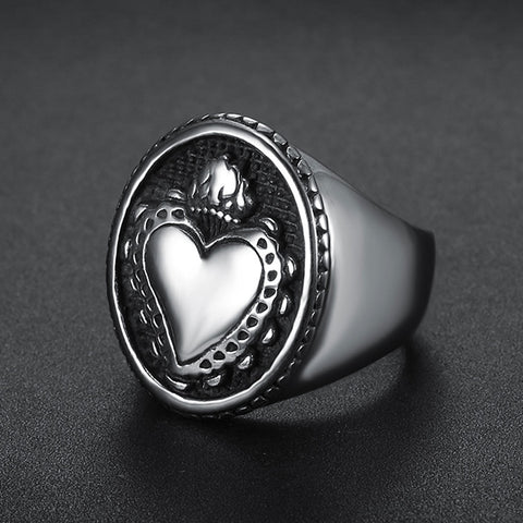 sacred-heart-signet-ring-in-stainless-steel-by-seven50