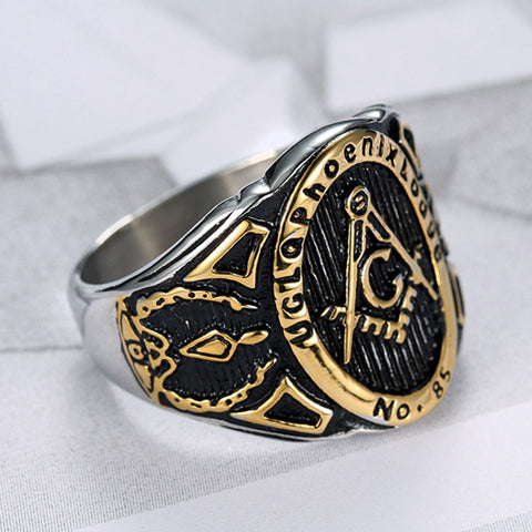 seven50-Mens-Stainless-Steel-Ring-Vintage-Biker-Gold-Black-Masonic-rings)