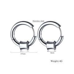 stainless-steel--flat-cylinder-hoops-earrings-by-seven50