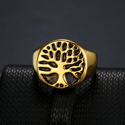 '-stainless-steel-tree-of-life-simple-round-signet--ring--by-seven50-3