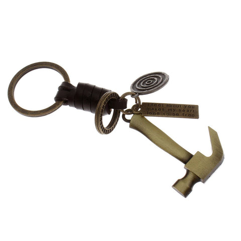 HAMMER KEY CHAIN, Wallet Chain, SEVEN50, SEVEN50 GROUP USA - SEVEN-50.COM
