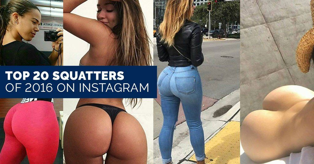 Top 20 Squatters of 2016 on Instagram