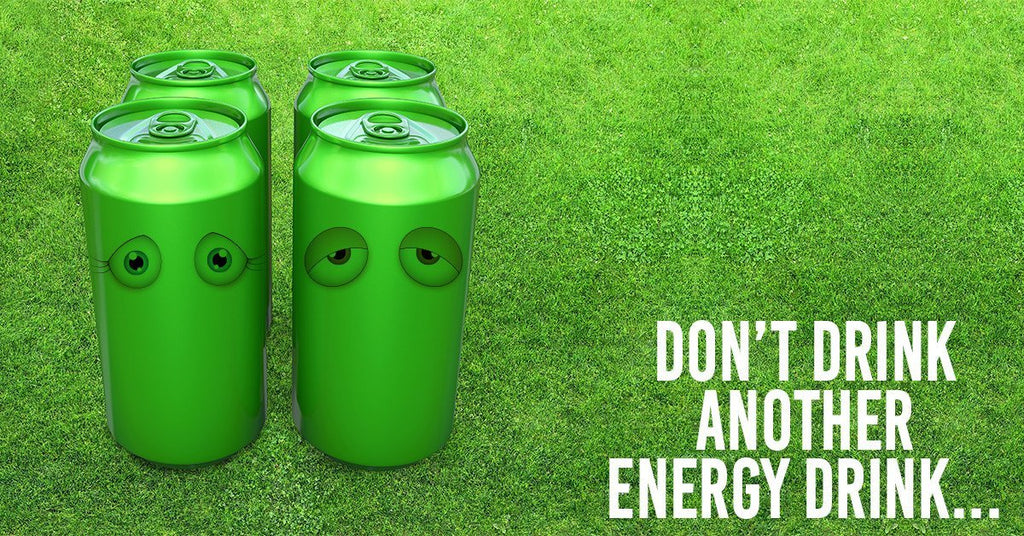 Don't Drink Another Energy Drink Until You Read This.