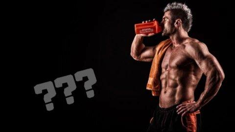 Top 5 Muscle Building Supplements on 2019
