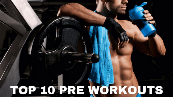 Best Pre-Workouts in Australia: Guide to Pre-Workout Supplements 2018