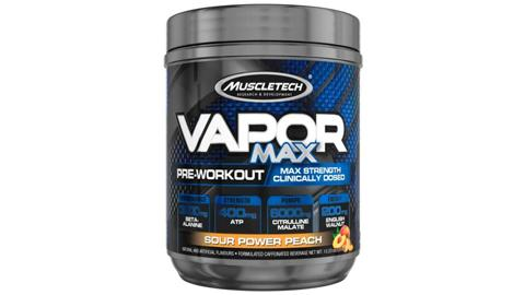 Muscletech VaporMax Review