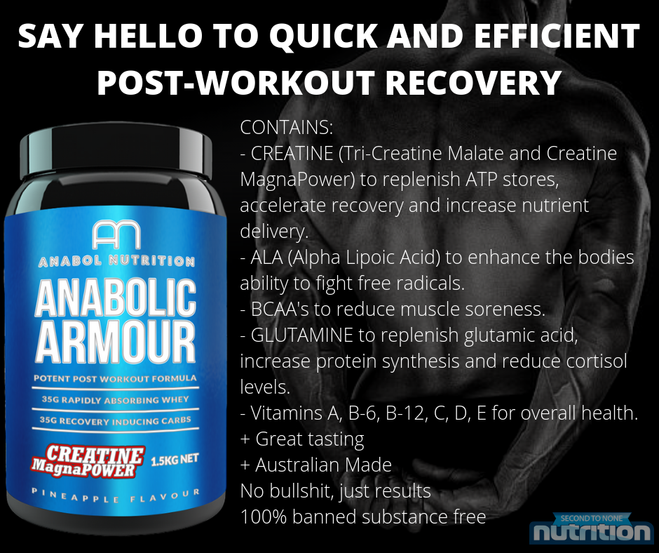 second to none nutrition anabol nutrition anabolic armour