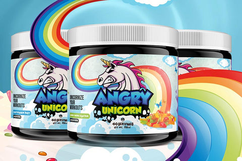 second to none nutrition angry unicorn