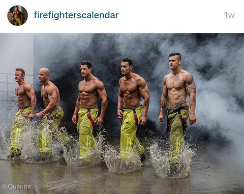 Fire Fighters Calendar | Second To None