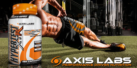 second to none nutrition Axis Labs Hyper Test XTR