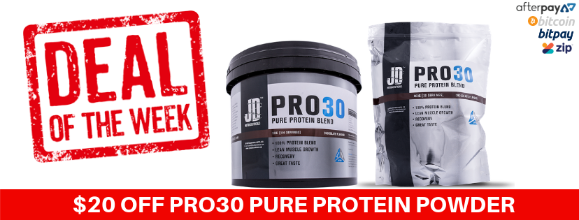 second to none nutrition pro30 jd protein