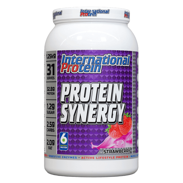 International Protein Protein Synergy