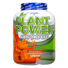 INTERNATIONAL PROTEIN PLANT POWER MRP