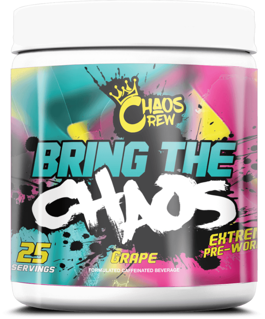 Bring the Choas Pre-Workout