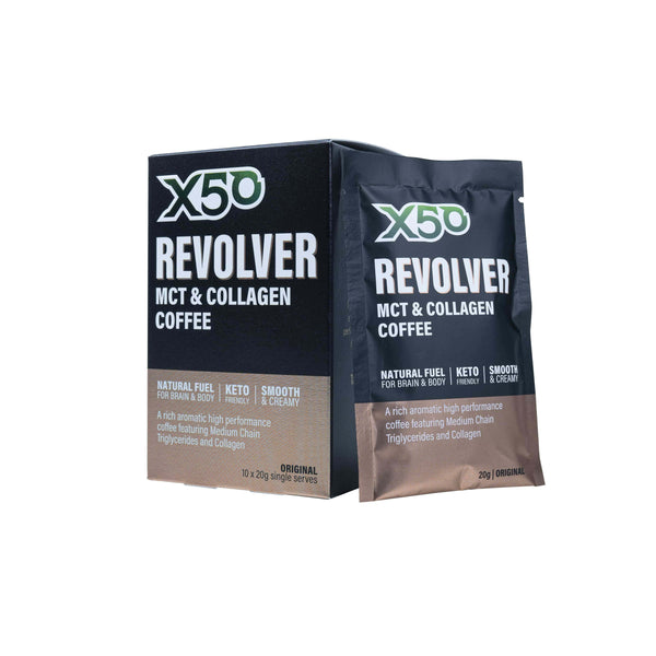 Revolver MCT and Collagen High Performance Coffee