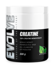 Evolve Creatine Monohydrate