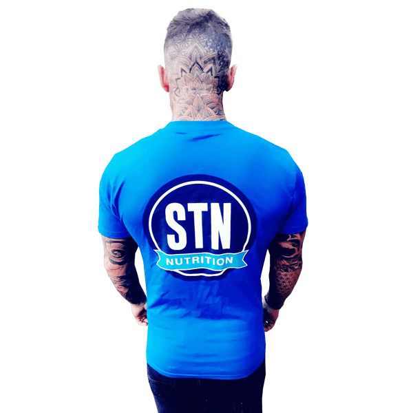 STN T-Shirt Back Logo